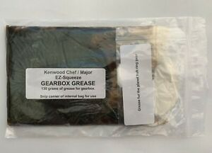 Kenwood Chef & Major Mixer Gearbox Grease - A701A A901, A902 KM200, KM300, KM400