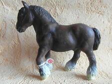 Schleich caballo Shire Wallach 13222 con bandera