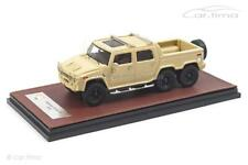 Hummer H2 SUT 6 - 1 of 199 - sahara beige - Great Lighting Models 1:43 - GLM1710