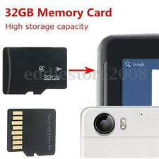 32GB Micro SD Class 4 High Capacity Secure SD/TF Flash Phone Memory Storage Card