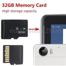 32GB Micro SD Class 4 High Capacity Secure SD/TF Flash Phone Memory Storage Card