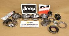 Jeep Wrangler JK 07-15 Dana 44 Front Master Bearing Install Kit OEM Dana Spicer