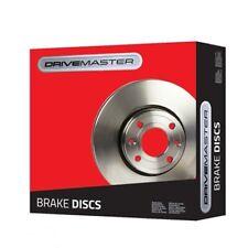 Drivemaster DMP043 Rear Brake Pads Fits Akebono System With Wear Warning