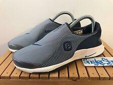 2001 Vintage Nike Air Presto Chanjo Slip On Blue Running Trainer Size 6Y