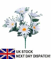 Unbranded Fabric Standing Dried & Artificial Flowers