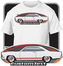 Custom Car Art T-shirt inspired on 500 Hardtop GTA XL Club