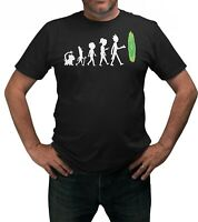The Evolution Of Rick & Morty T-Shirt Adults Sizes Black 100% Cotton Shirt
