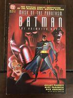 Batman Mask of the Phantasm-  Animated Movie  1st Phantasm 1993 1st print