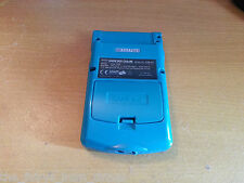 Nintendo Gameboy Color Teal Turquoise Replacement Battery Cover  Game Boy