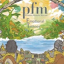 PREMIATA FORNERIA MARCONI (PFM) - Emotional tatouages (New 2 VINYL LP)