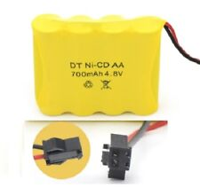 Battery For RC Car Ni-Cd 4.8V 700mAh Bateria Recargable Para Coche Radiocontrol