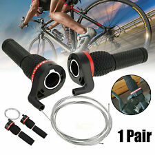 Bicycle Shift Levers Handle Bike Twist Grip Gear Cycle Speed Handlebar Shifter