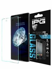 IPG Sony Xperia Z4 Tempered GLASS SCREEN Protector Cover Guard ULTRA THIN 9H NEW