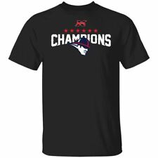 Houston Roughnecks Champions Football XFL Tournament T-shirt Men's Football Tee