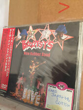 Bootsy Collins-Bootsy's New Rubber Band Live in Japan RARE OOP Japanese Edition