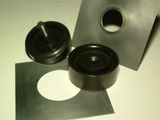 """Dagger Tools Dimple Dies Punch and Flare Tool 1-1/2"""" PF4C Woodward Fab USA Made"""