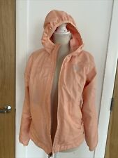 The North Face Women's Windwall Full Zip Jacket Peach Size Small