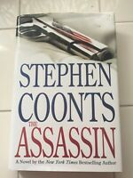 The Assassin  by Stephen Coonts HARCOVER DUST JACKET