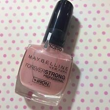 MAYBELLINE FOREVER STRONG 613 ROSEWOOD PROFESSIONAL +IRON UP TO 7 DAY WEAR