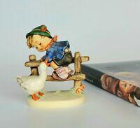 Hummel Figurine - TMK 5 - Number 195 - Barnyard Hero