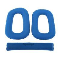 Replacement Ear Pads Ear Cushions Cover for Logitech G430 G930 Headphone Headset
