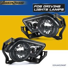 Fog Lights Fit For Chevy Avalanche 2002 2006 With Body Cladding Pair Withbrackets Fits More Than One Vehicle