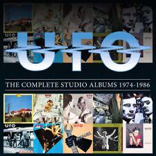UFO : The Complete Studio Albums 1974-1986 CD (2018) ***NEW***