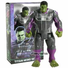 Marvel Titan Hero Series Avengers Endgame Hulk PVC Figure Collectible Model Toy