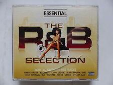 CD Essential The R& B Selection USHER R KELLY ALICIA KEYS JAY Z TLC 886975822522