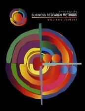 Business Research Methods (The Dryden Press Series in Management) Zikmund, Will