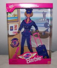 Pilot Barbie 1997- never opened – The career collection