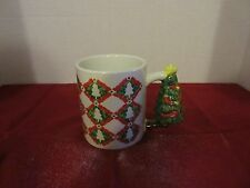 Studio Nova Christmas Patchwork Mug