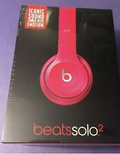 Brand New! Unopened! Rare! Beats By Dre Solo 2 Wired Headphones! Hot Glossy Pink