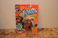 Gambit Action Figure The Uncanny X-Men 1992 W/ Wolverine Arch Enemies Card 4937