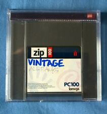 "EMU ""Vintage"" sample collection on  ZIP100 disk"