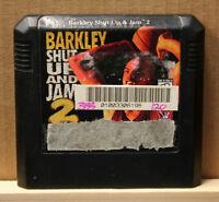 Sega Genesis - Barkley Shut Up and Jam 2! (1995)