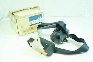 NOS GM OEM Seat Belt Kit Rear Seat(Retractor Side) (W/Shoulder Strap) LH