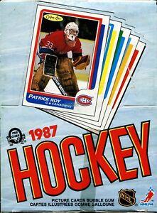 1986-87 O PEE CHEE NHL HOCKEY SET BREAK  1-250 BUY 5 CARDS SHIPPING FREE