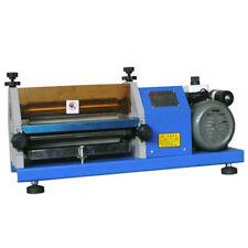220V Automatic Gluing Machine 27cm Glue Coating Machine for paper, Leather, Wood