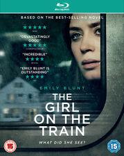Girl on The Train 5030305520779 With Emily Blunt Blu-ray Region B
