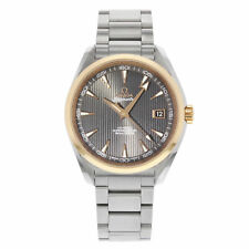 Omega Seamaster Aqua Terra Grey Dial Steel 18K Gold Watch 231.20.42.21.06.002