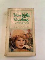 1969 Run Wild Run Free by David Rook Scholastic 3rd Printing Paperback
