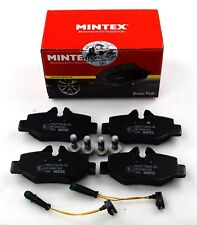 MINTEX REAR AXLE BRAKE PADS FOR MERCEDES BENZ MDB2679 (REAL IMAGE OF PART)