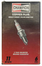 Champion Copper Plus Spark Plugs Pack of 6 New Stock No.408 RS14YC