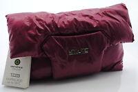 MOON BOOT borsa pochette donna woman e sistema T-SCALDO by GIO' STYLE ciliegia A