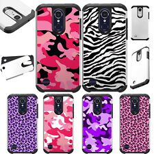 For LG Aristo 2 X210 /Tribute Dynasty / Stylo 3 /3P Hybrid FUSION Case Cover D4