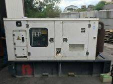 1999 CAT 3056T-100KW Diesel Generator, 1800RPM. All Complete and Run Tested.
