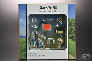 [TOMICA LIMITED VINTAGE Diocolle 06a 1/64] BBQ #CAR SNAP
