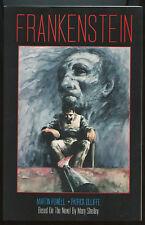 Frankenstein TPB 1990 Malibu Comics VF+