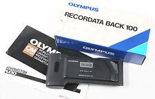 Olympus Recordata Back 100 Olympus OM